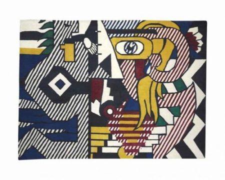 Roy Lichtenstein-Amerind Landscape-1979