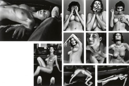 Helmut Newton-The Arielle Portfolio September 30-1982