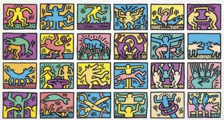 Keith Haring-Keith Haring - Retrospect-1989