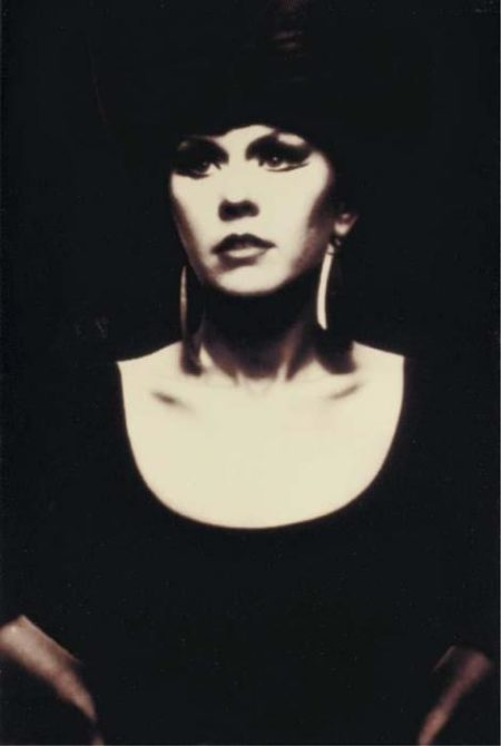 Untitled (Kate Pierson from the band The B52's)-1984