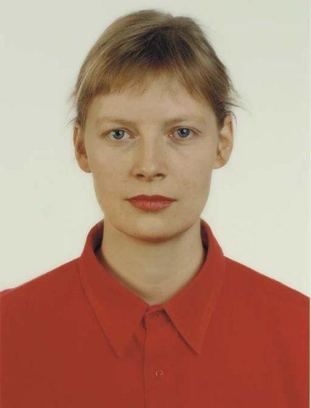 Thomas Ruff-Portrait, P.Stadbaumer-1990