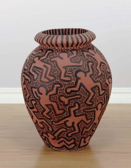Keith Haring-Keith Haring - Untitled-1985