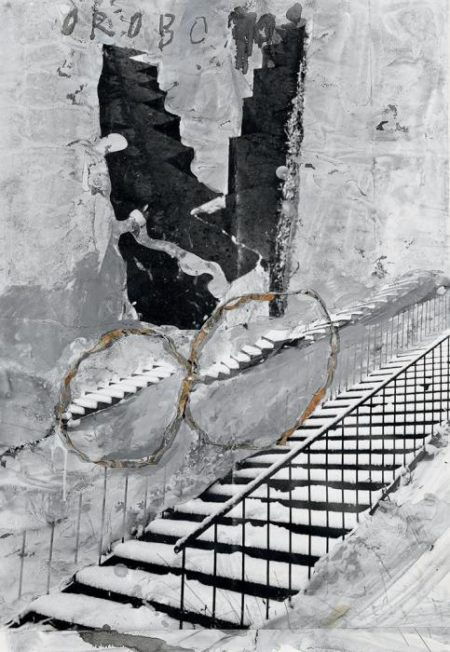 Anselm Kiefer-Oroborus-2002