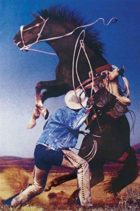 Richard Prince-Cowboy-1998