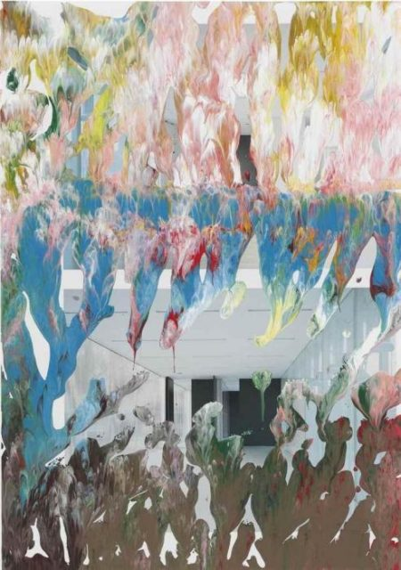 Gerhard Richter-Ohne Titel (16.3.08) / Untitled (16.3.08)-2008