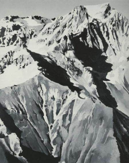 Gerhard Richter-Himalaja (Himalaya)-1968
