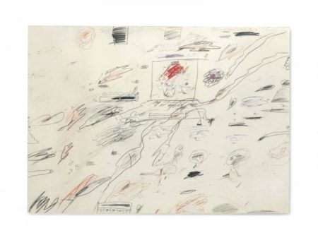 Cy Twombly-Untitled-1960