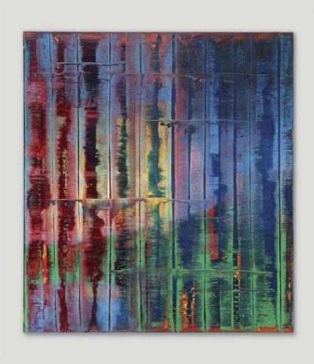 Gerhard Richter-Abstraktes Bild 774-4 (Abstract Painting 774-4)-1992