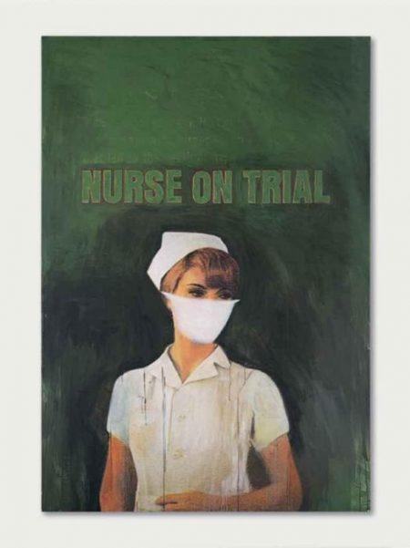 Richard Prince-Nurse On Trial-2005