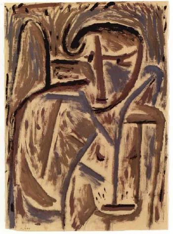 Paul Klee-Pastoral-1938