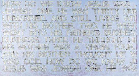 Richard Prince-How Do We Know-2005