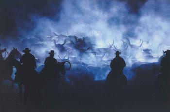 Richard Prince-Silhouette Cowboy-1999