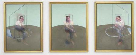 Francis Bacon-Studies for a Portrait of John Edwards-1984