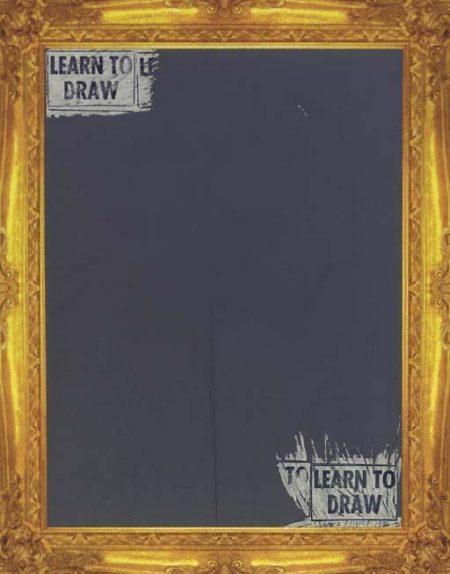 John Baldessari-Scratch-1996
