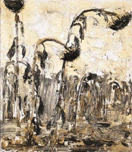 Anselm Kiefer-Sonnenblumen II-1995