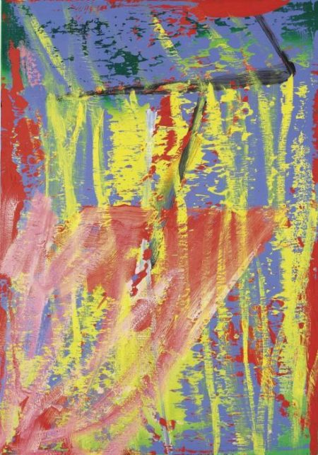 Gerhard Richter-Fall (521-2)-1983