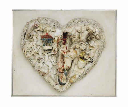 Niki de Saint Phalle-Coeur de Lion-1963