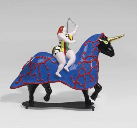 Niki de Saint Phalle-Unicorn-1994