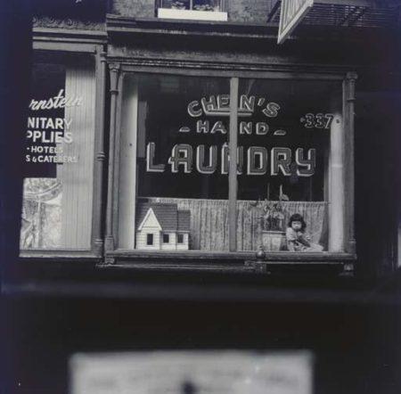 Robert Rauschenberg-Robert Rauschenberg - Laundry, N. Y. C-1979