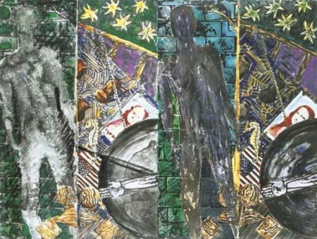Jasper Johns-Summer-1990