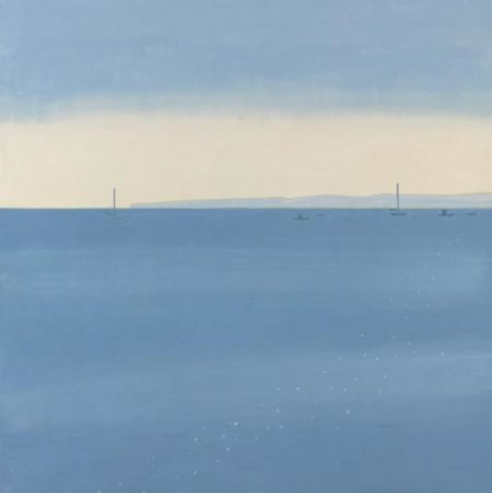 Alex Katz-Two Boats-2002