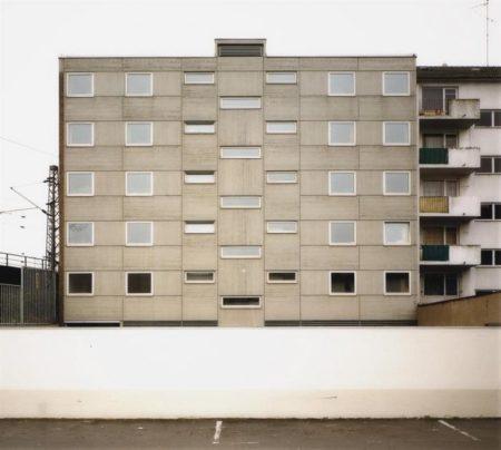 Thomas Ruff-Haus Nr 5 I-1988