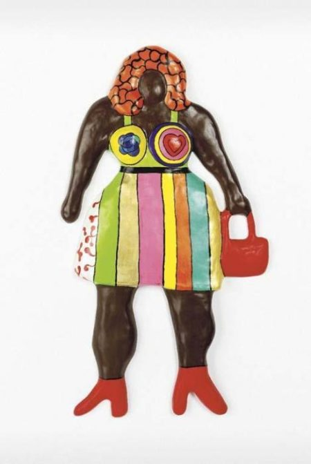 Niki de Saint Phalle-Do you like my new dress (brune)-1997
