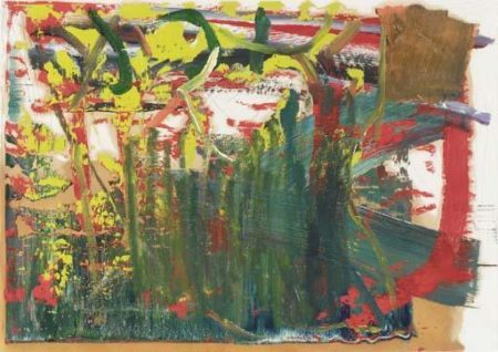 Gerhard Richter-Abstraktes Bild 8.6.86 (Abstract Painting 8.6.86)-1986