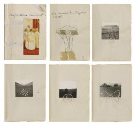 Anselm Kiefer-Unfruchtbare Landschaften-1969