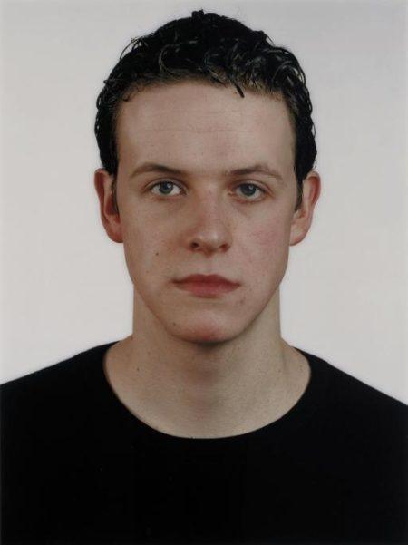 Thomas Ruff-Portrait (M.Lahme)-1999