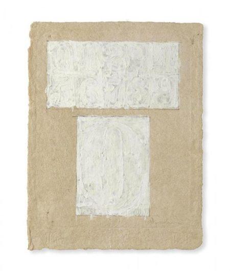 Jasper Johns-0-9-1962