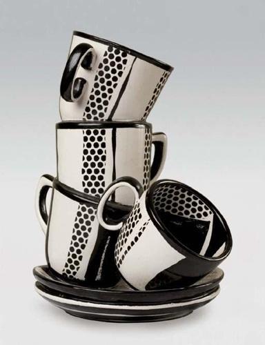 Roy Lichtenstein-Ceramic Sculpture #7-1965