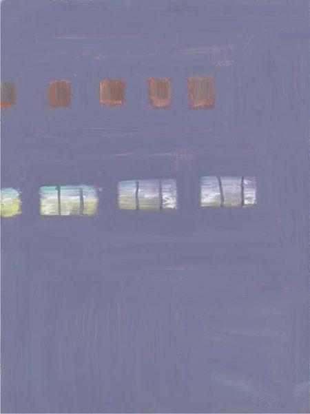 Alex Katz-Violet Light-1996