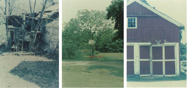 Untitled (4 x 4) / Untitled (Upstate) / Untitled (Upstate)-1997