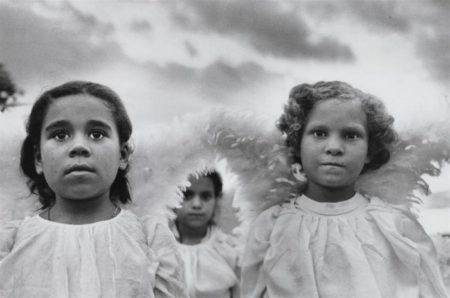 Sebastiao Salgado-First Communion, Brazil-1981
