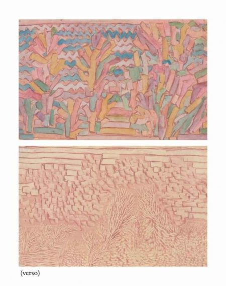 Paul Klee-Ohne Titel-1933