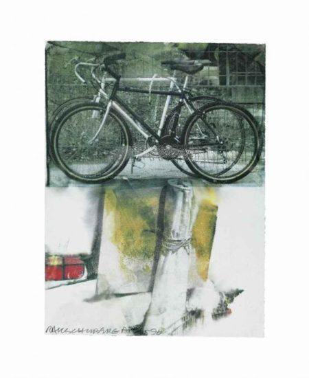 Robert Rauschenberg-Robert Rauschenberg - Untitled-1996