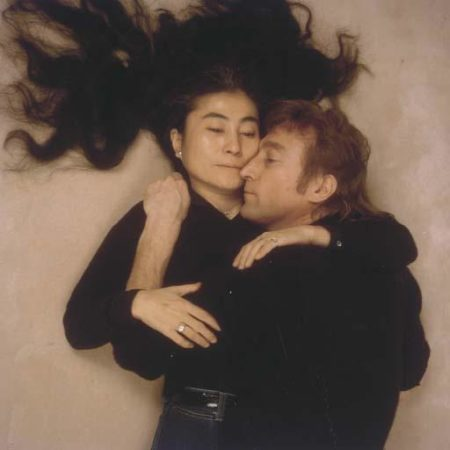 Annie Leibovitz-John Lennon and Yoko Ono, New York-1980