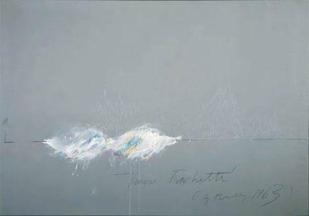 Cy Twombly-Venere Franchetti-1963