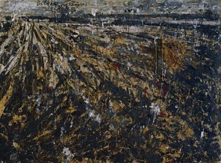 Anselm Kiefer-Balder's Traume (Balder's Dreams)-1982