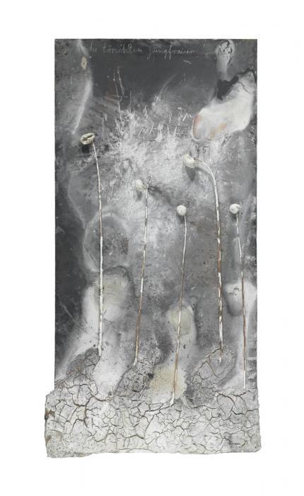 Anselm Kiefer-Die Torichten Jungfrauen-2007