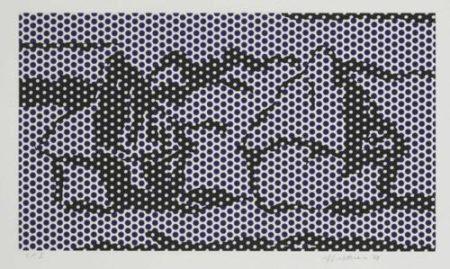 Roy Lichtenstein-Haystack #3-1969