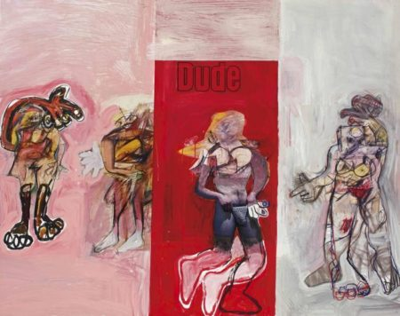 Richard Prince-Untitled (De Kooning)-2006