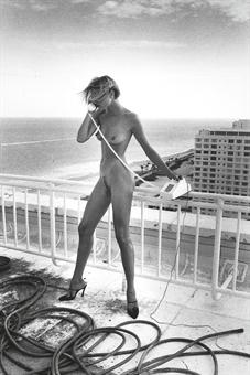 Helmut Newton-Celia, Miami-1991