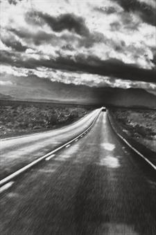Helmut Newton-Leaving Las Vegas-1998