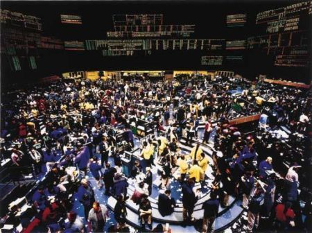 Andreas Gursky-N.Y. Mercantile Exchange-2000
