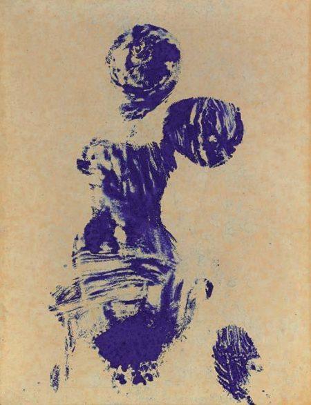 Yves Klein-Anthropometrie-1960