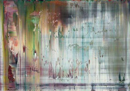 Gerhard Richter-Abstraktes Bild 840-7 (Abstract Painting 840-7)-1997