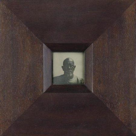 Chuck Close-Self Portrait-1998