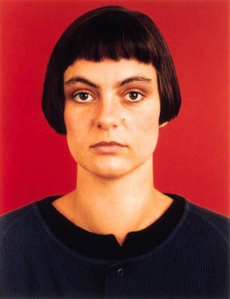 Thomas Ruff-Petra Grote-1985